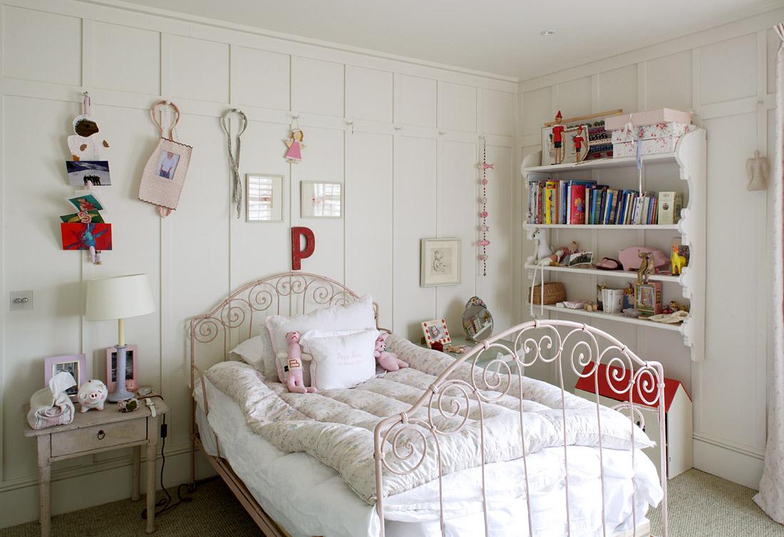 Детская комната в стиле прованс: как воспитать любителя лавандовых полей (58 фото)