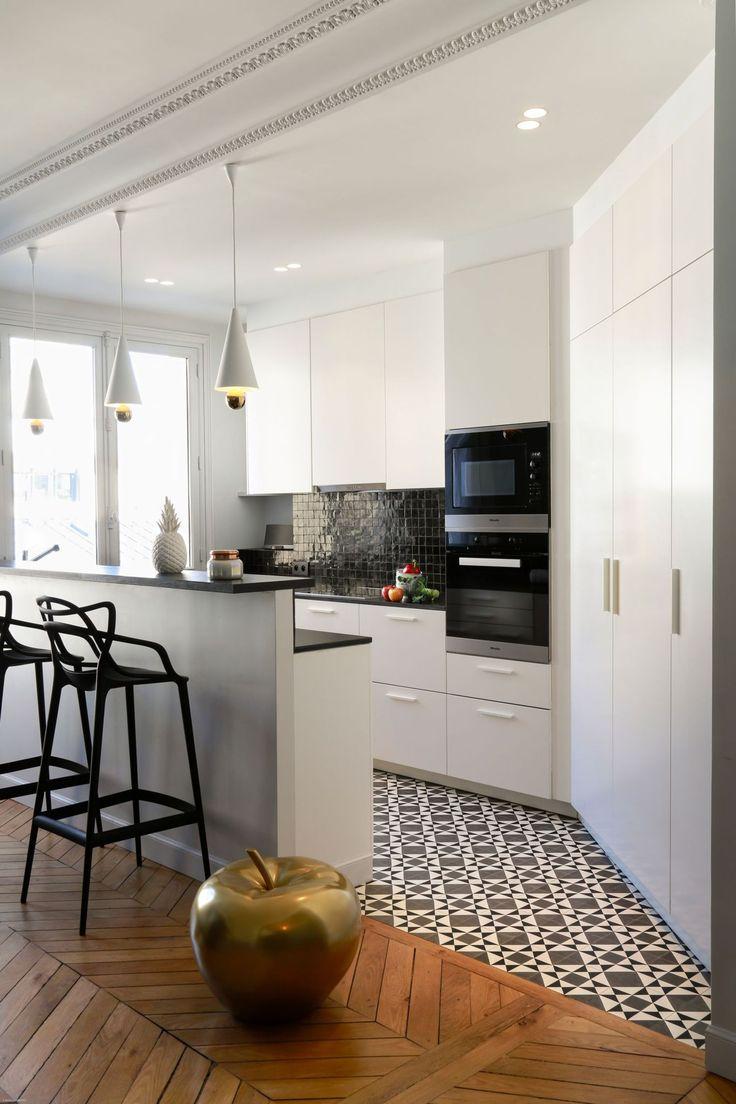 Кухня 9 кв м с перегородкой