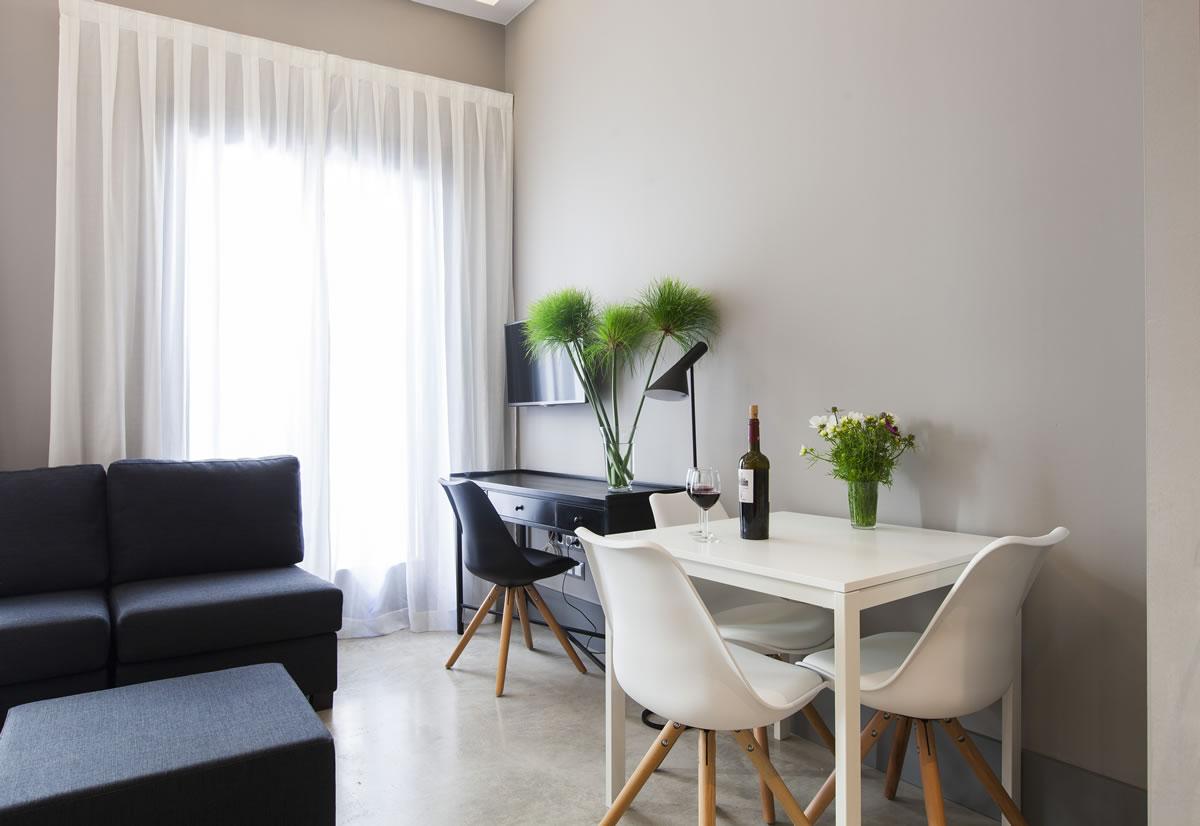 Дизайн однокомнатной квартиры простой