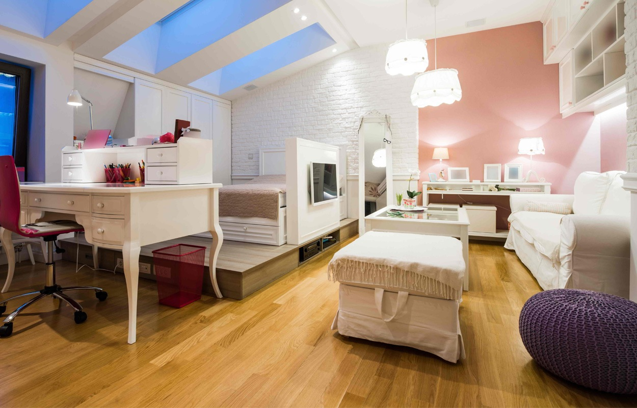 Дизайн однокомнатной квартиры прованс