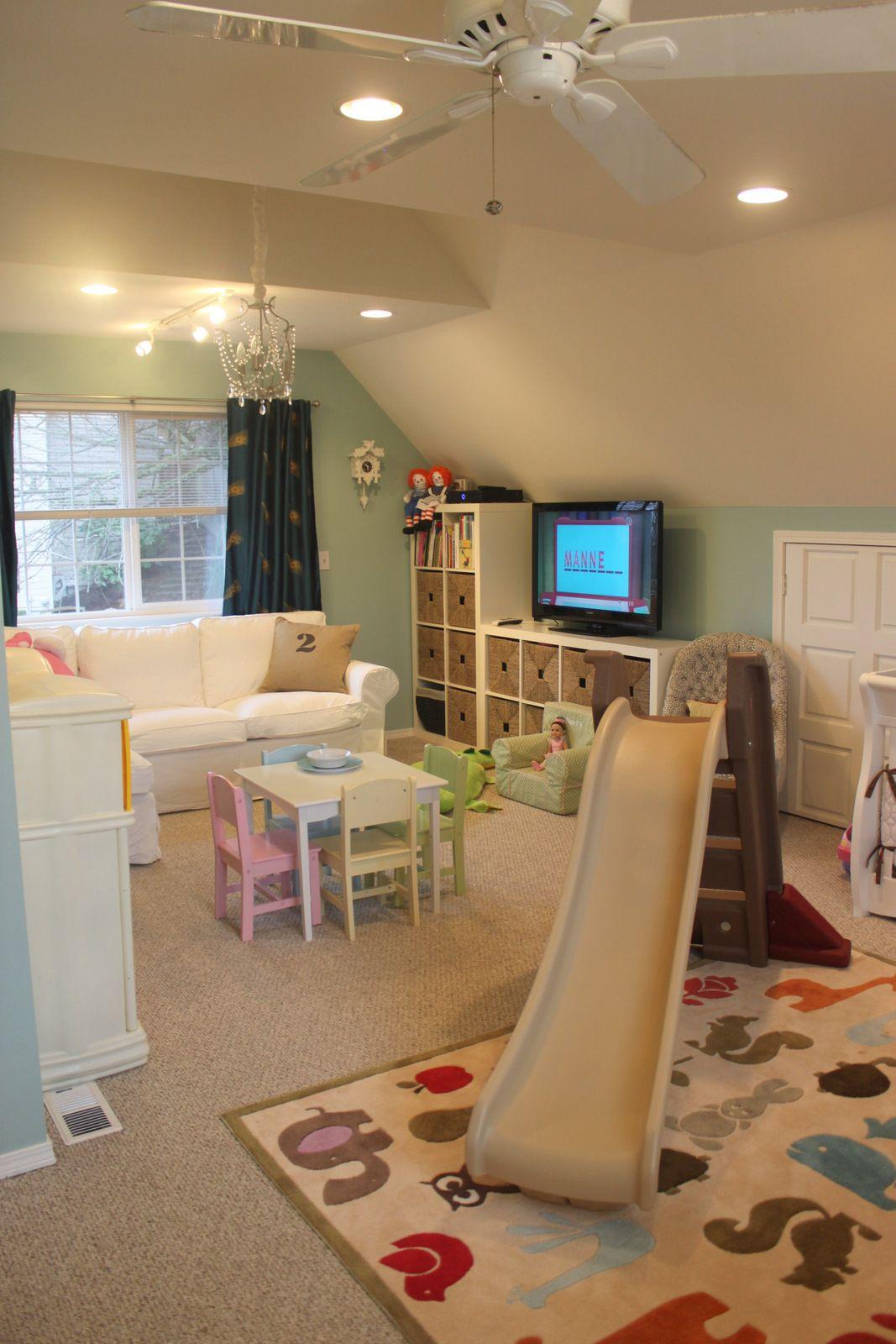 Детская в однокомнатной квартире разграничение