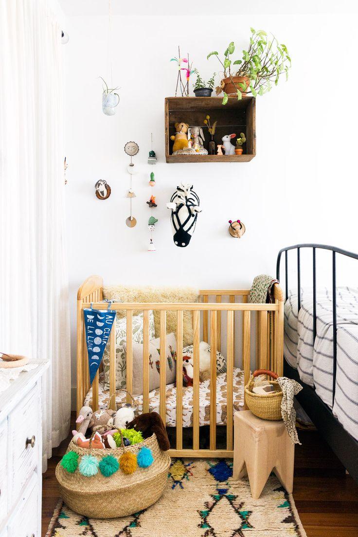 Детская в однокомнатной квартире размещение