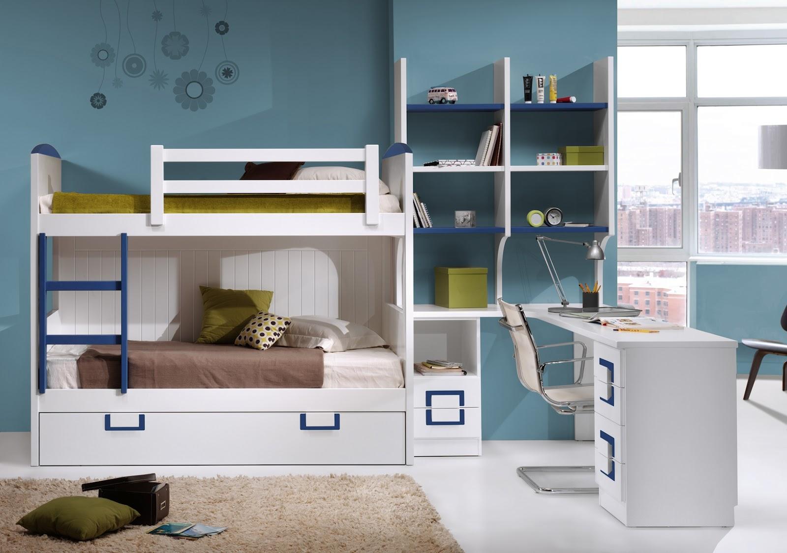 Ремонт детской комнаты для мальчика после ремонта