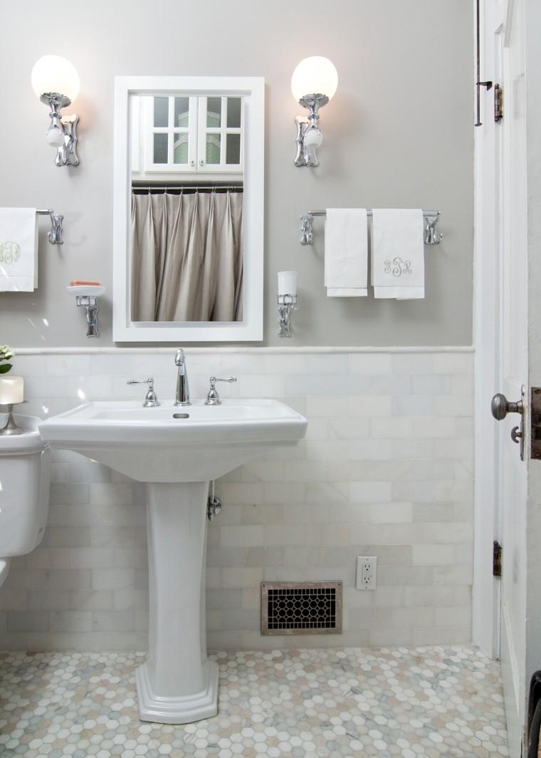Совмещенная ванная комната в стиле модерн