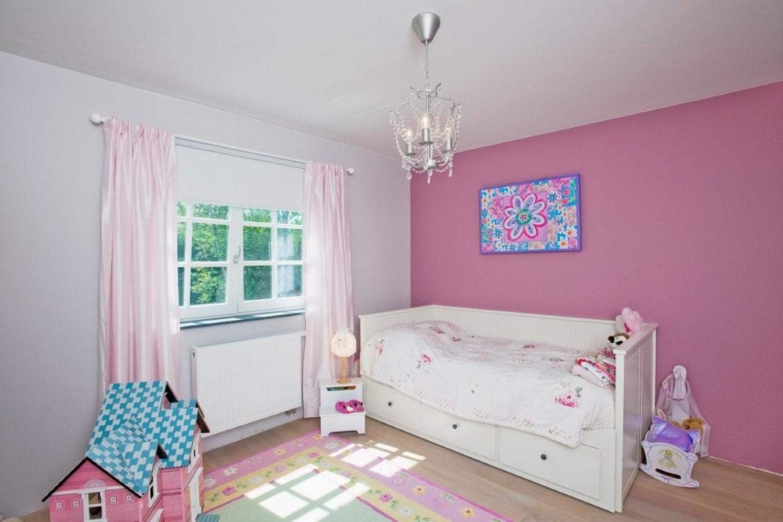 Детская 10 кв м розовая
