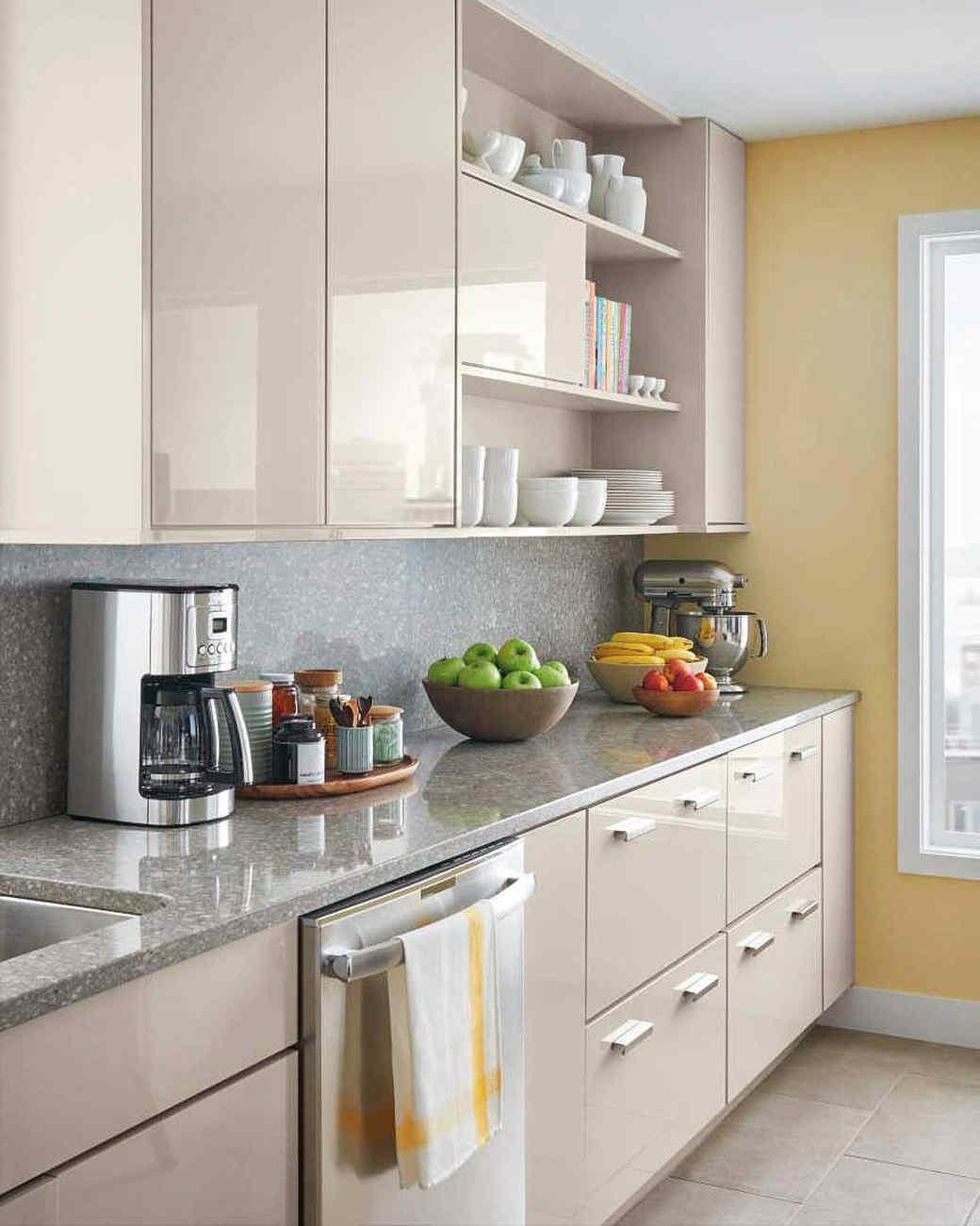Кухня 9 кв м секционная