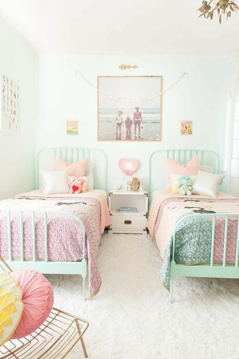 Детская комната для сестер