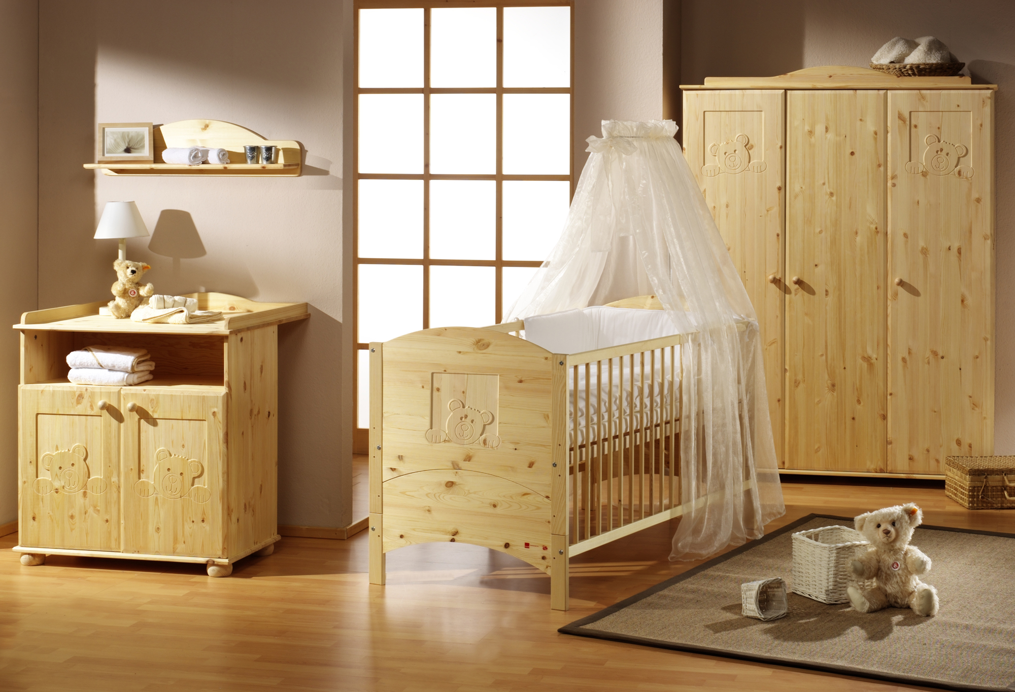 Комната для новорождённого: как оформить пространство удобно, безопасно, эстетично (60 фото)