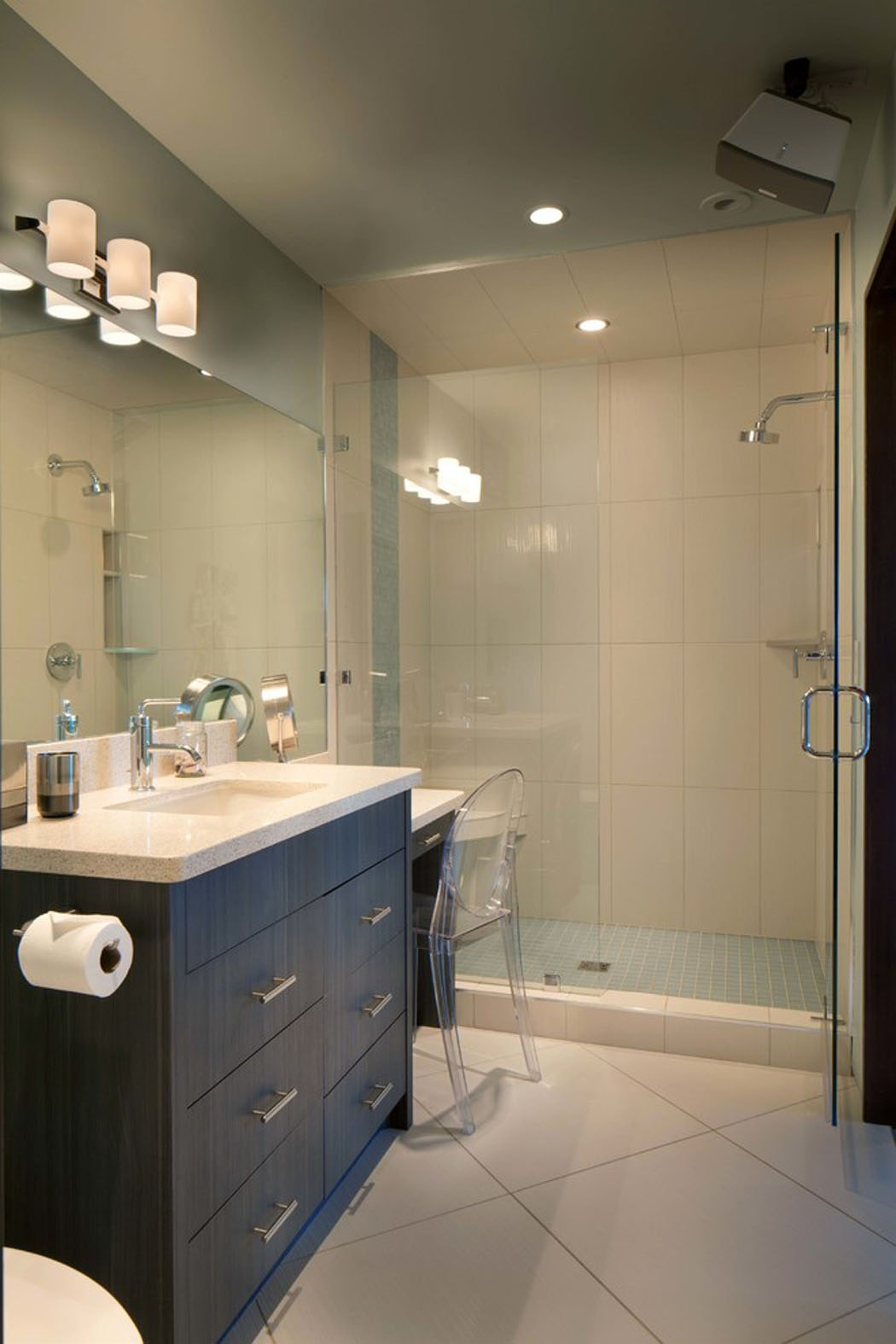 Идеи дизайна маленькой ванной совмещенной