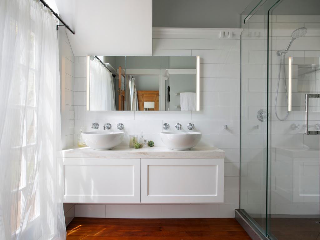 Интерьер ванной современный
