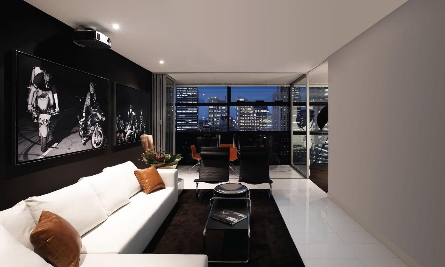 Дизайн однокомнатной квартиры современный