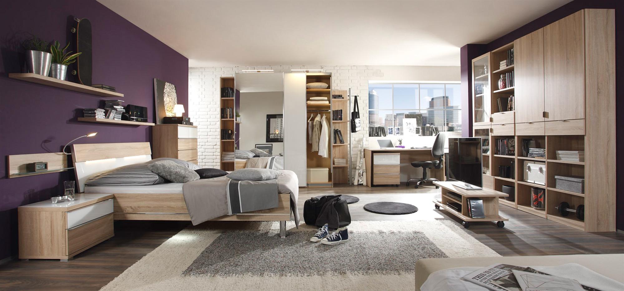 Интерьер квартиры студии для одного