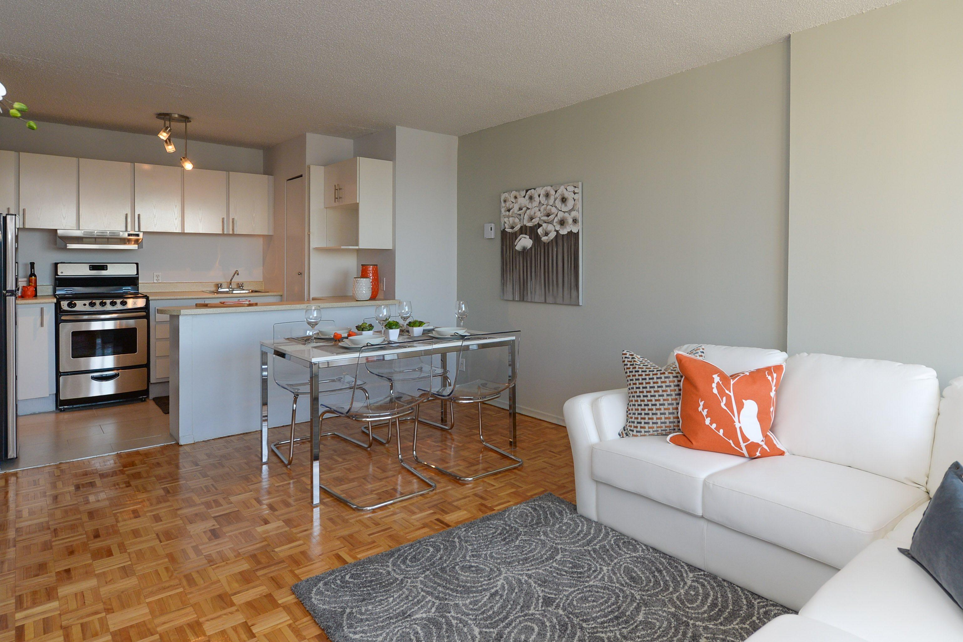 Дизайн однокомнатной квартиры светлой