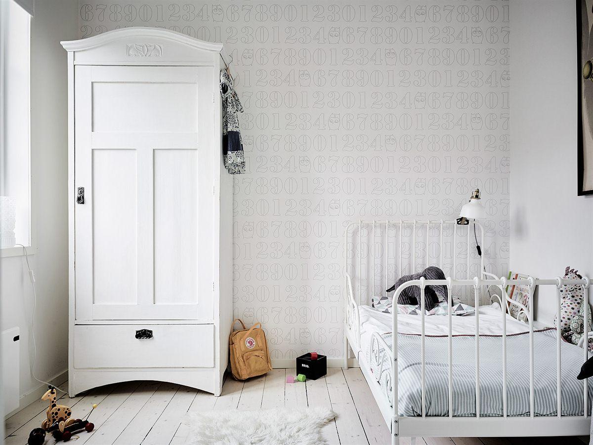 Детская комната в стиле прованс светлая