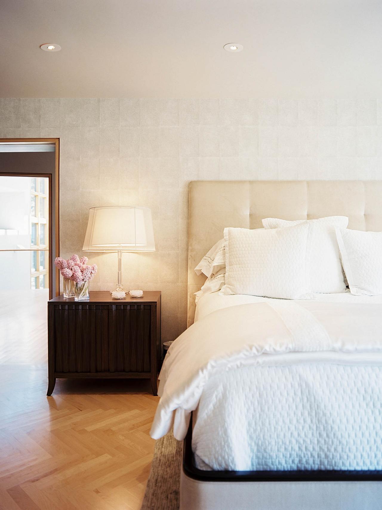 Маленькая спальня светлая