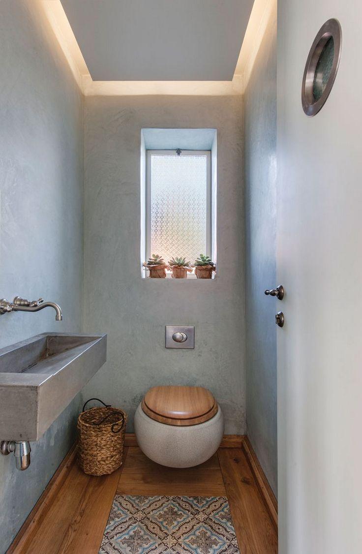 Идеи дизайна маленькой ванной с туалетом