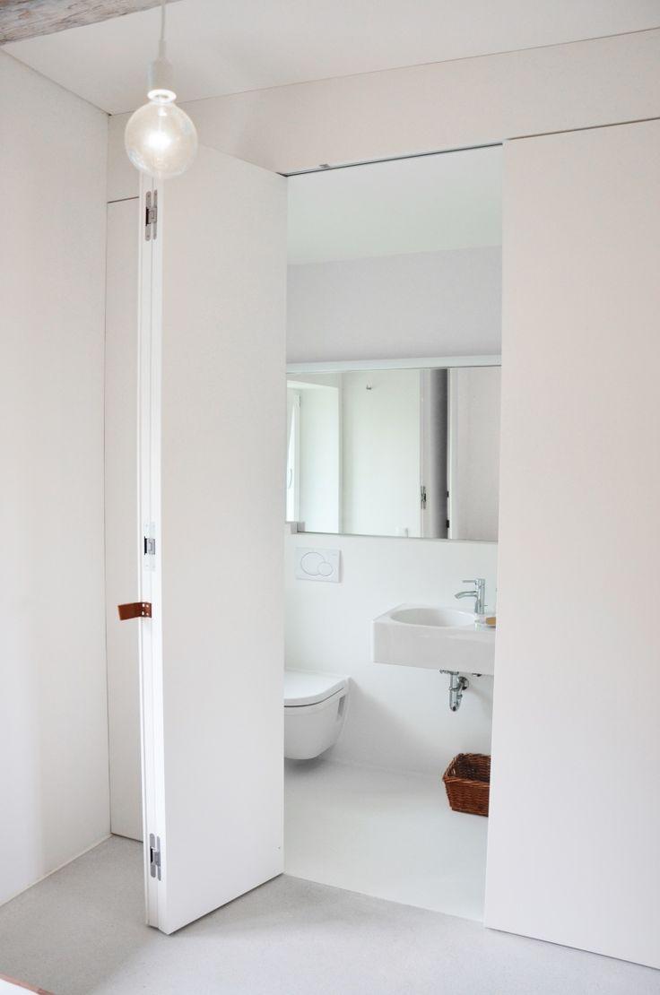 Интерьер квартиры студии с ванной