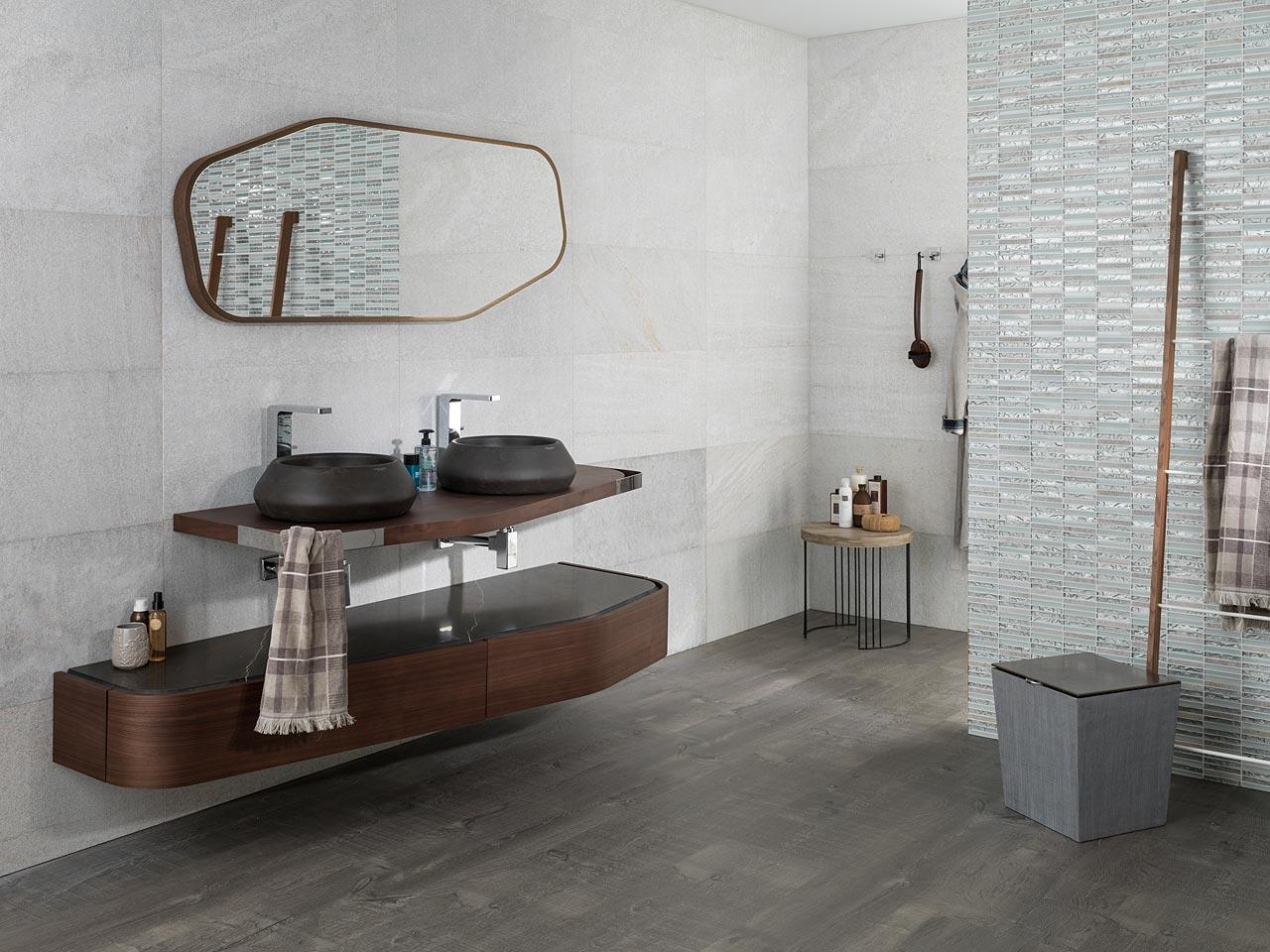 Мебель для ванной венге