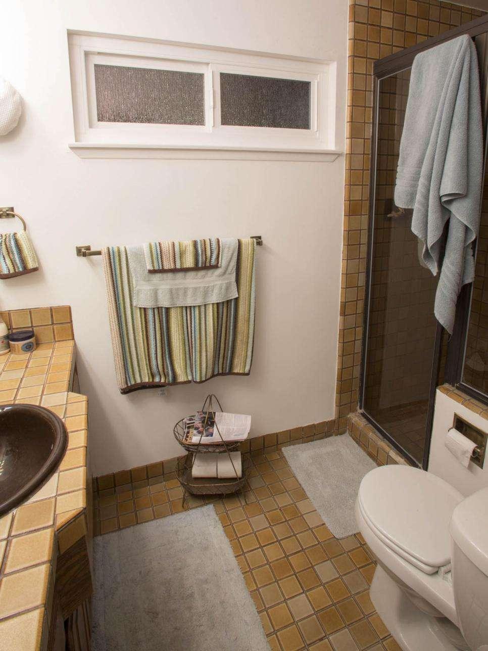 Идеи дизайна маленькой ванной в загородном доме