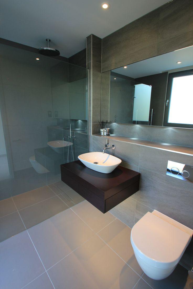 Ванная 4 кв м с зеркалом