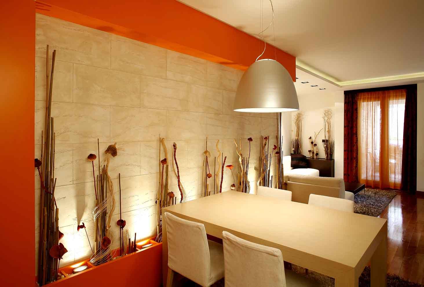 Ниша в комнате декоративная