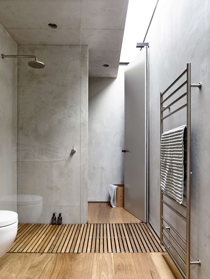 Ванная комната в современном стиле дизайн