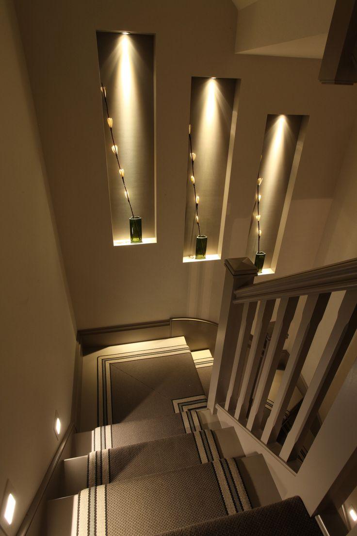 Ниша на лестнице