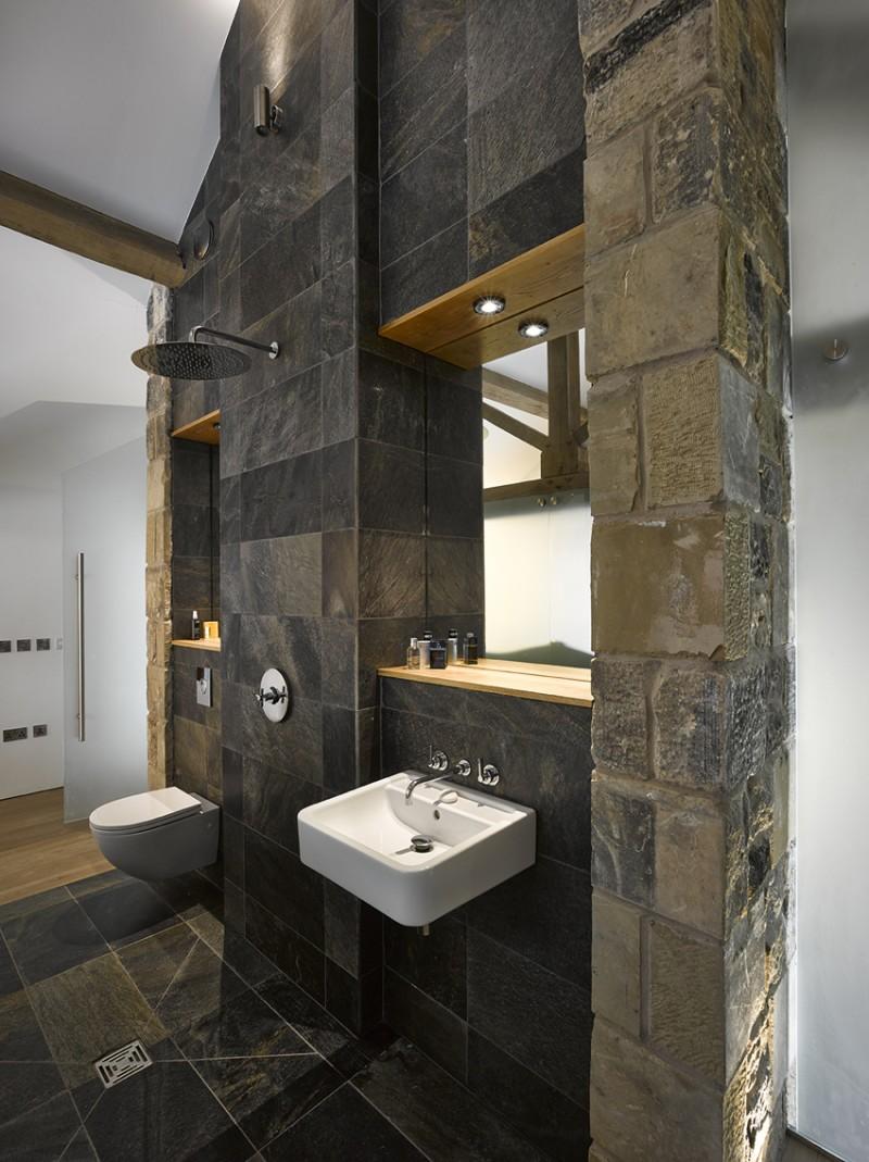 Ванная комната в современном стиле отделка