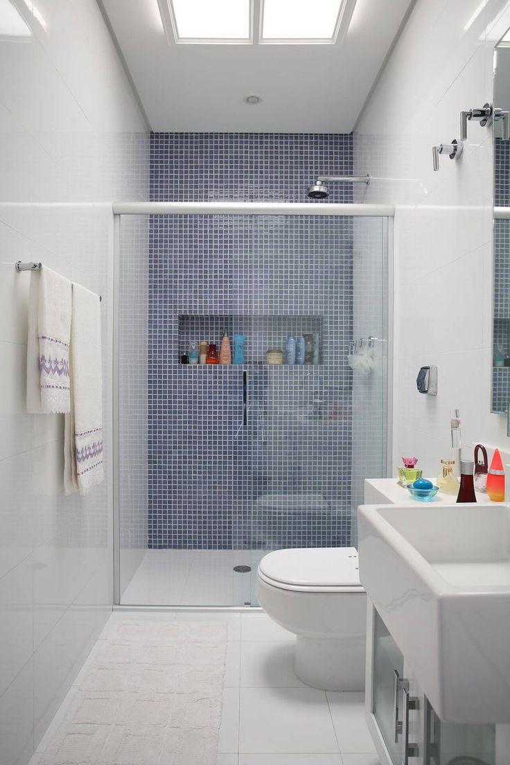 Ниша прямоугольная в ванной