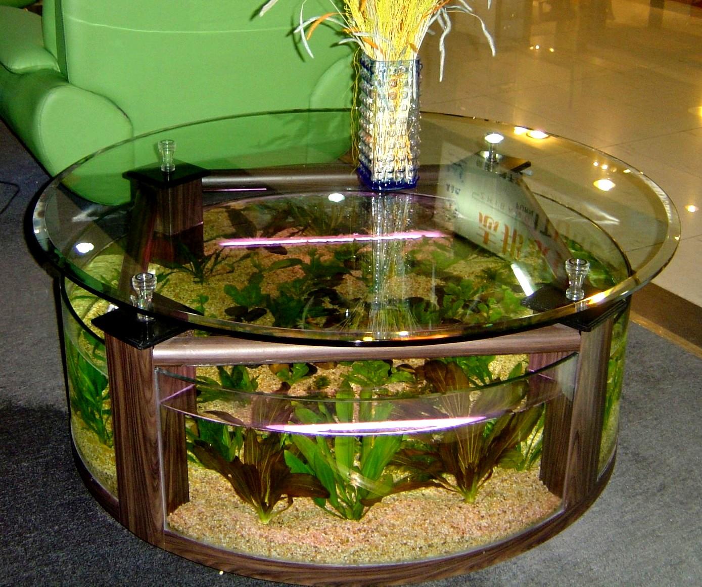 Аквариум столик своими руками