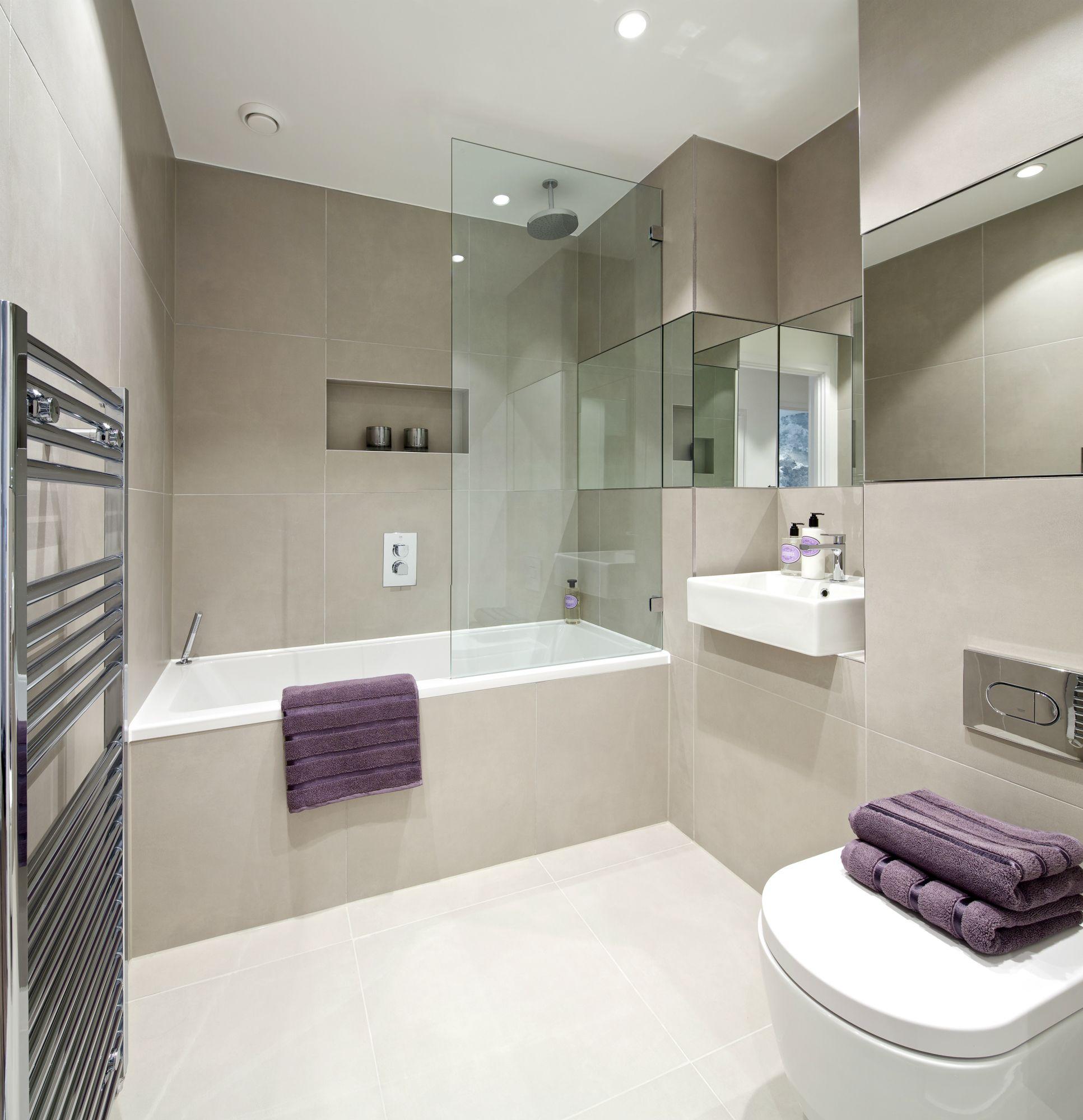 Плитка для туалета: как выбрать и уложить своими руками (62 фото)