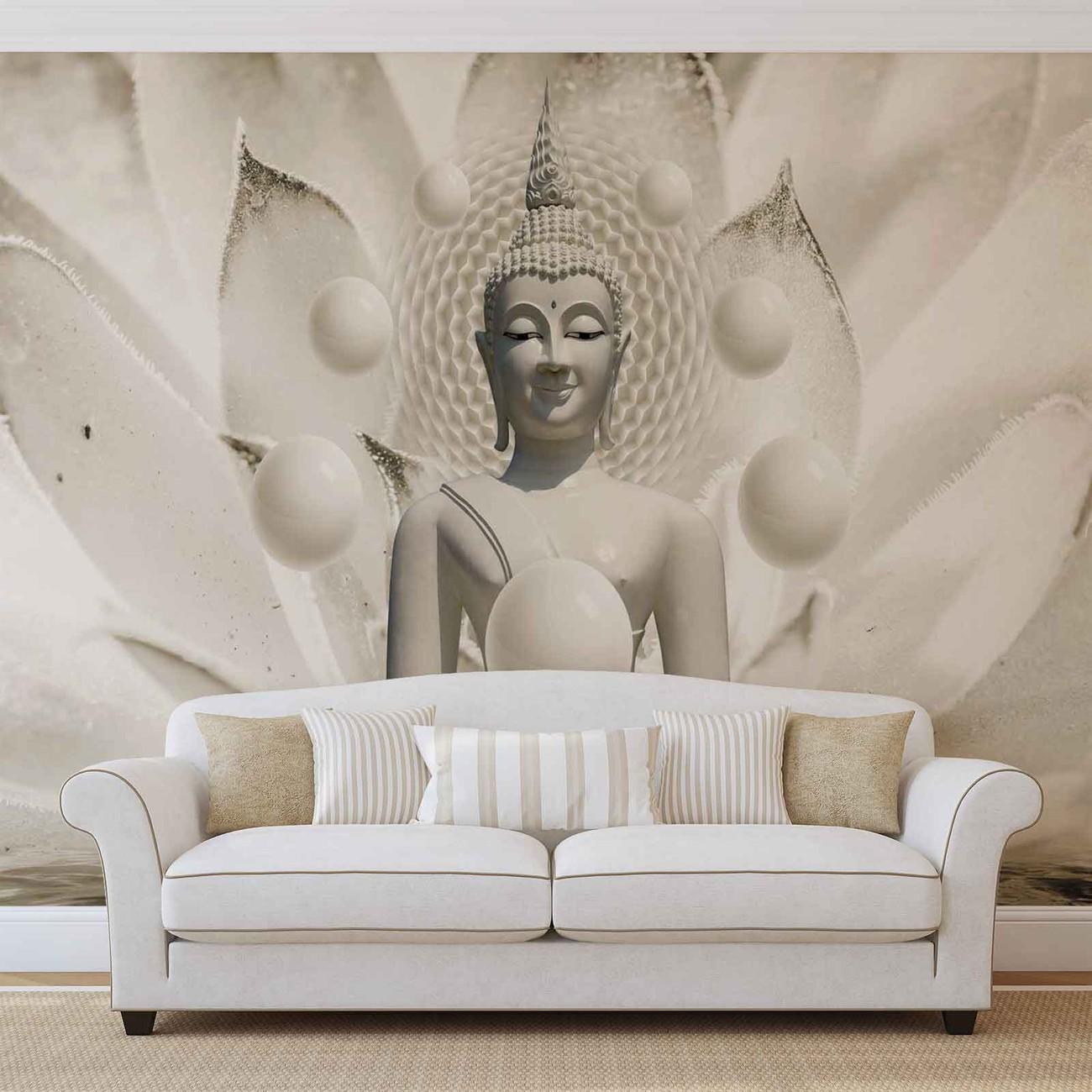 Фотообои будда