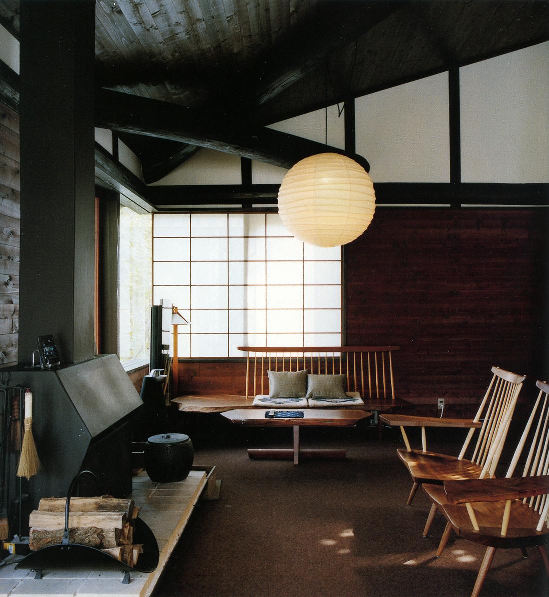 Японский интерьер декор