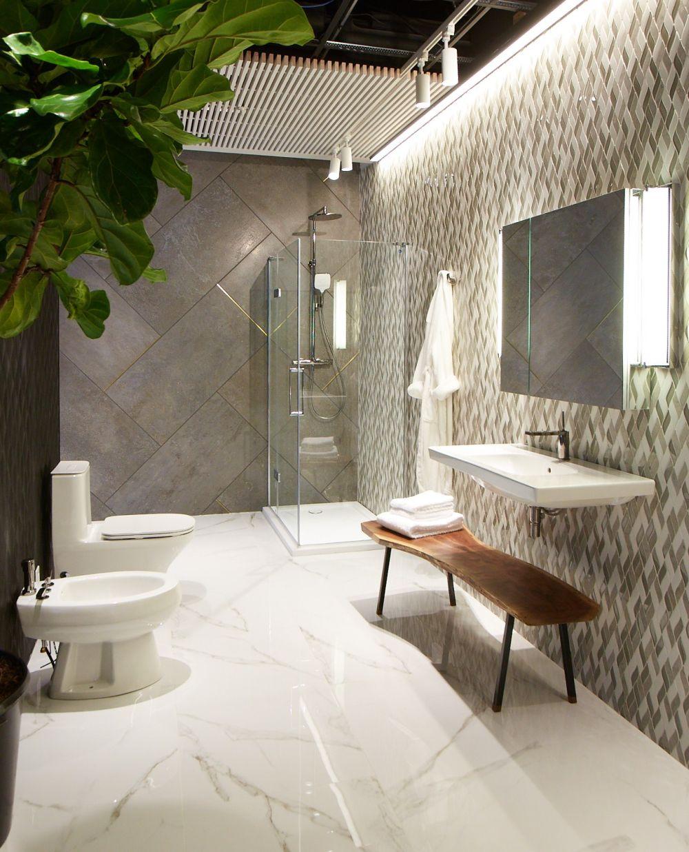 Большая ванная дизайн