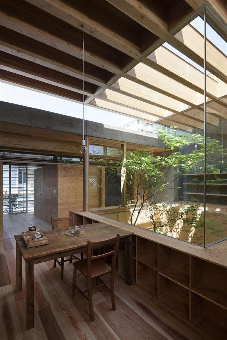 Японский интерьер дома