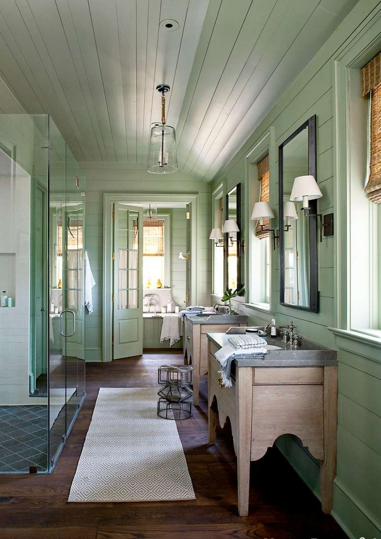 Ванная своими руками в доме