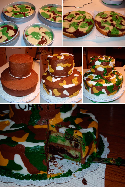 Подарки на 23 февраля своими руками торт