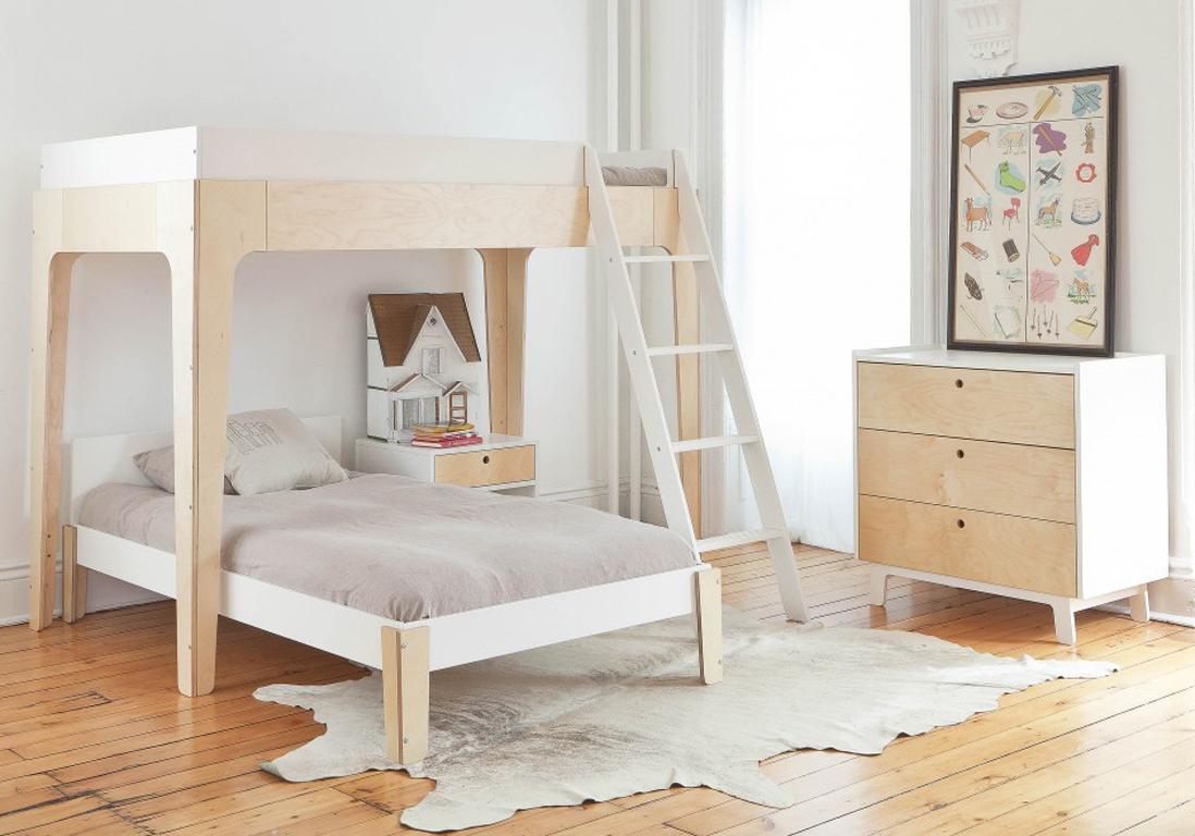 Кровать чердак из фанеры