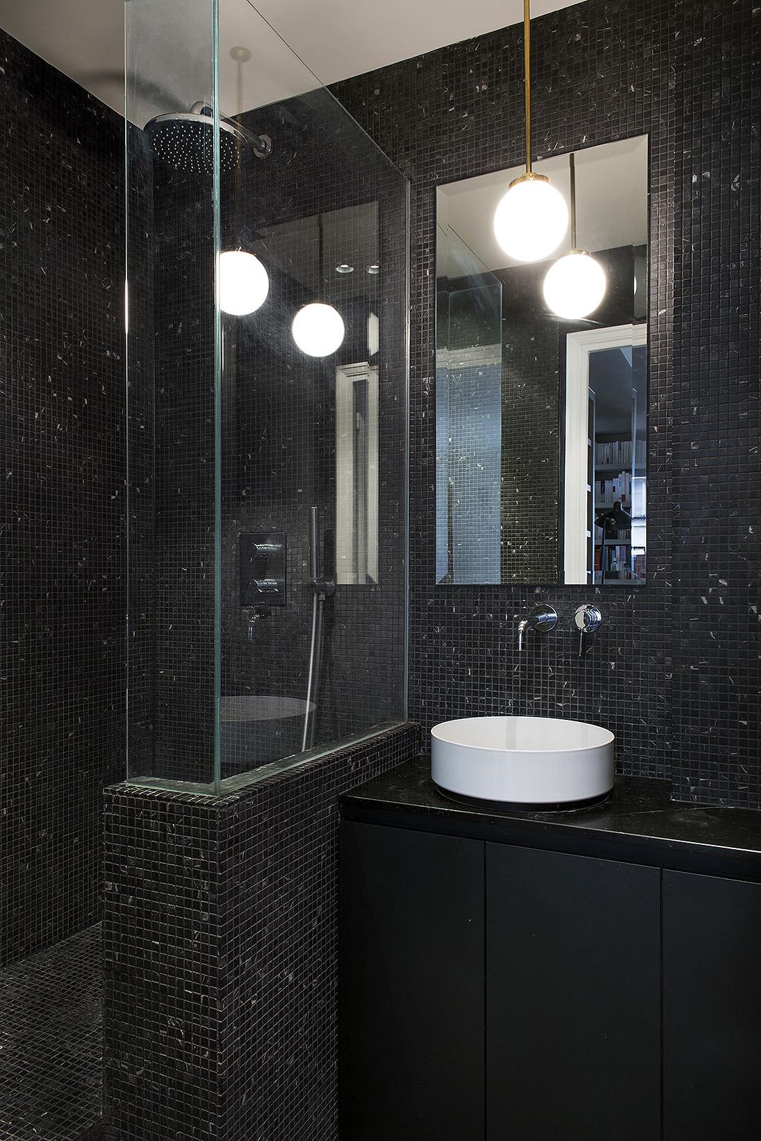 Ванная своими руками в индустриальном стиле