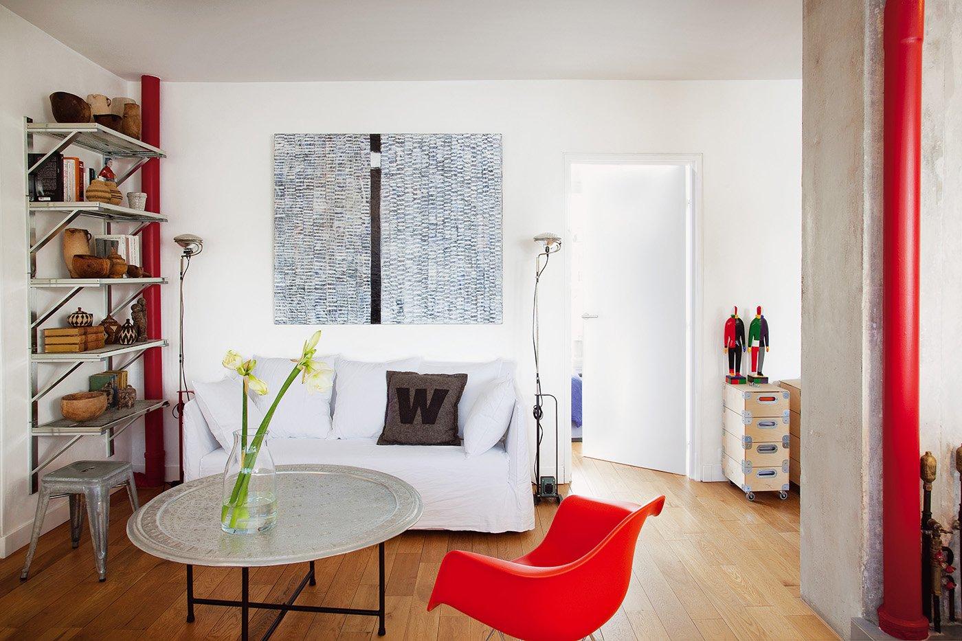 Как расставить мебель в однокомнатной квартире в интерьере