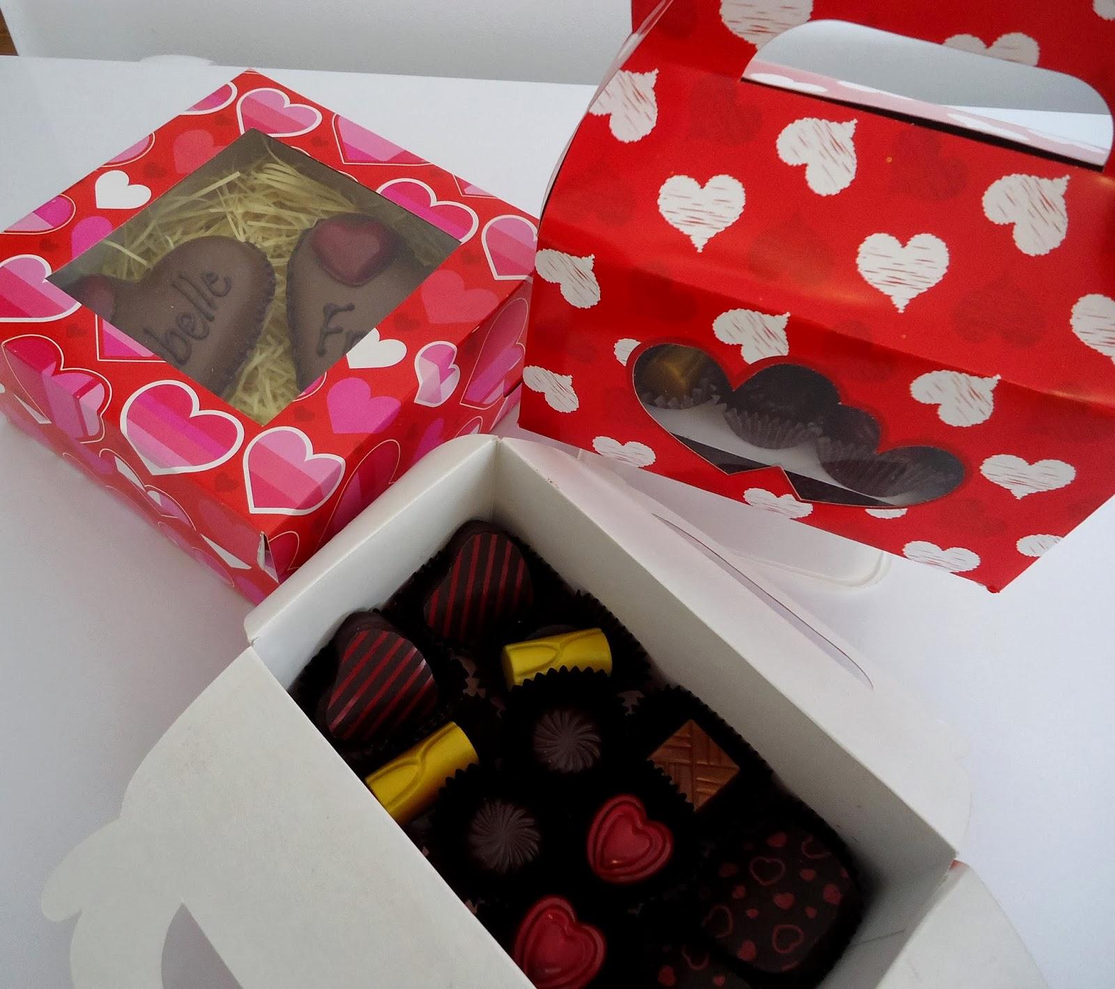 Подарок на 14 февраля своими руками конфеты