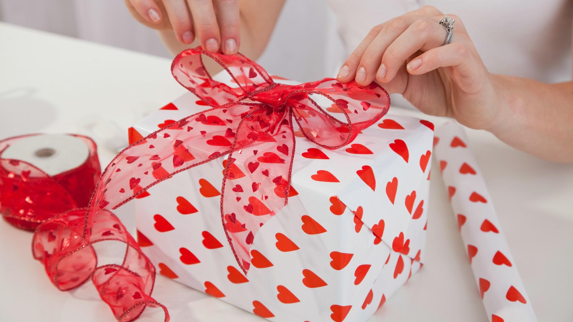 Подарок на 14 февраля своими руками коробка