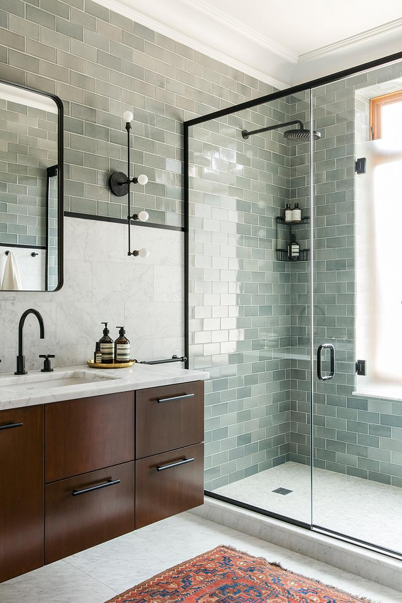 Ванная своими руками в квартире