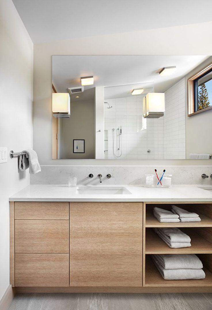 Ванная своими руками с ламинированной мебелью