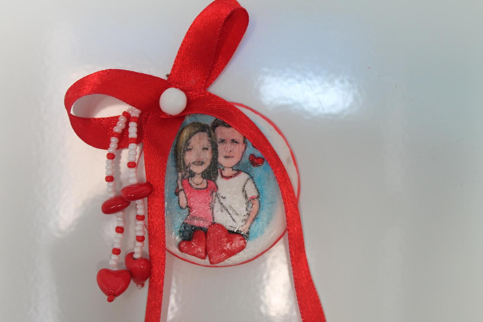 Подарок на 14 февраля своими руками магнит