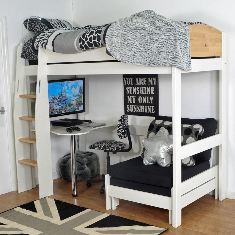 Кровать чердак для мальчика подростка