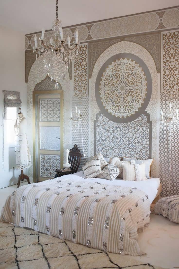 Интерьер для девушки в марокканском стиле