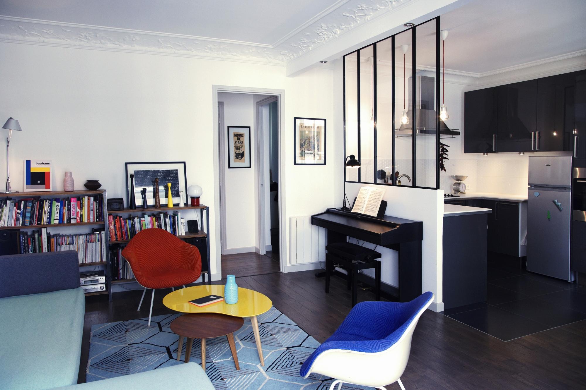 Как расставить мебель в однокомнатной квартире обустройство