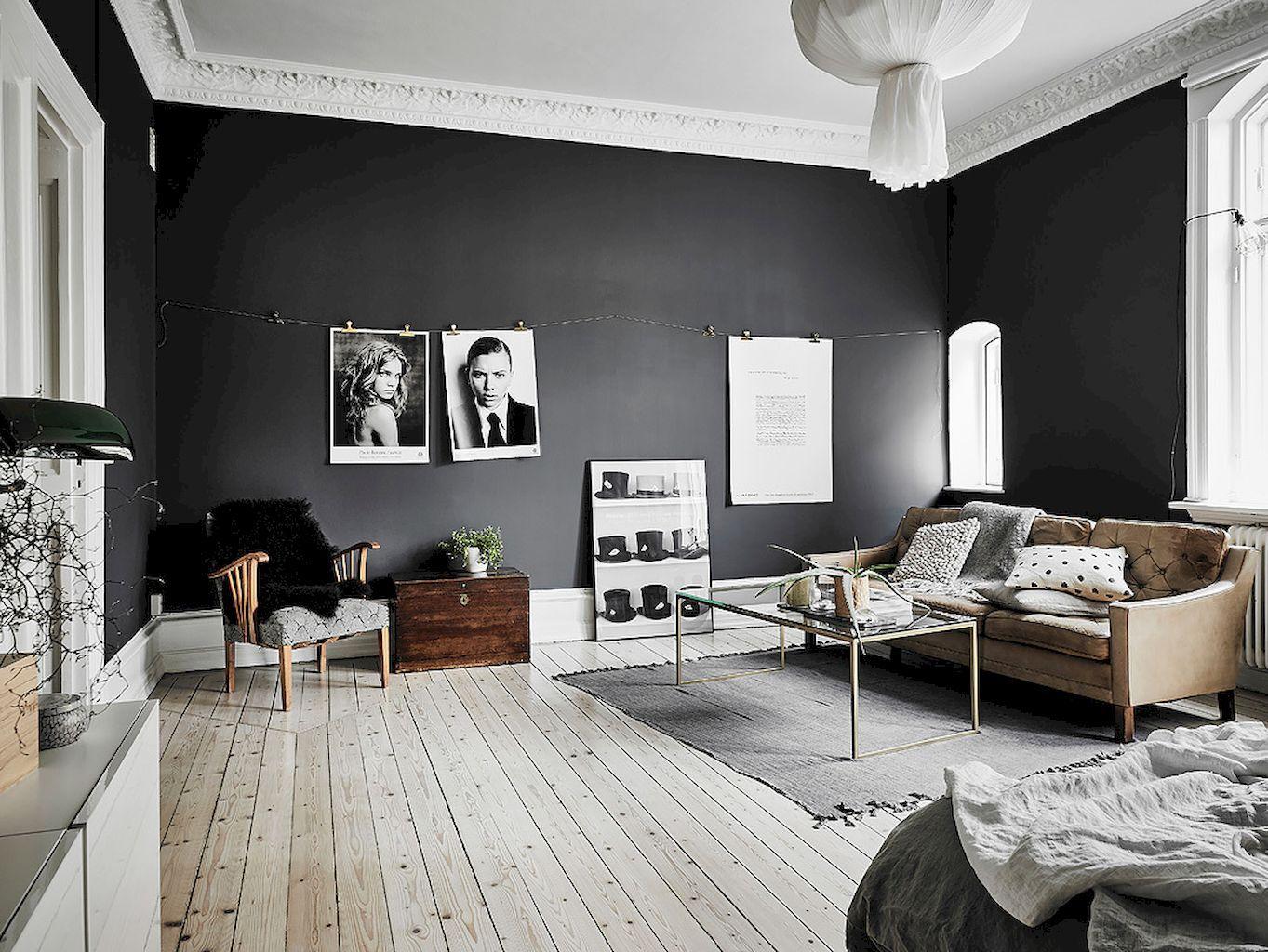 Белый интерьер в однокомнатной квартире
