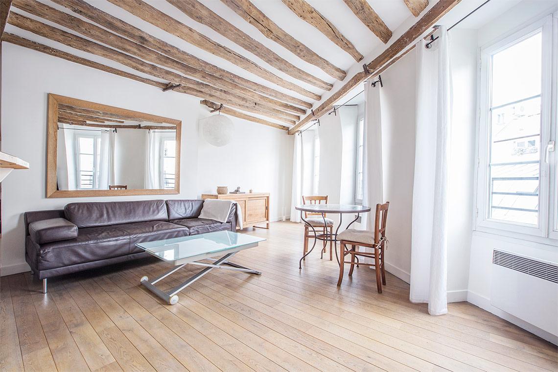 Как расставить мебель в открытом пространстве квартиры